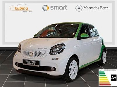 gebraucht Smart ForFour Electric Drive Cool&Media Winter-Paket