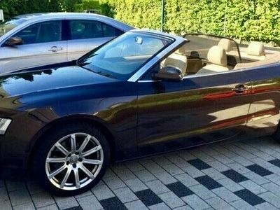 gebraucht Audi A5 Cabriolet 3.0 TDI DPF quattro S tronic als Cabrio/Roadster in Wiesbaden