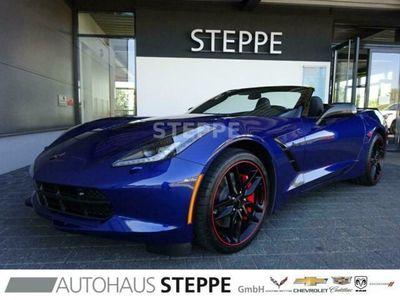 gebraucht Corvette C7 Cabrio 7Gg.MT RED Packag.Sportsitze Mod. 2019