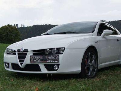 gebraucht Alfa Romeo Brera 2.2 JTS 16V Sky View,Klima,PDC