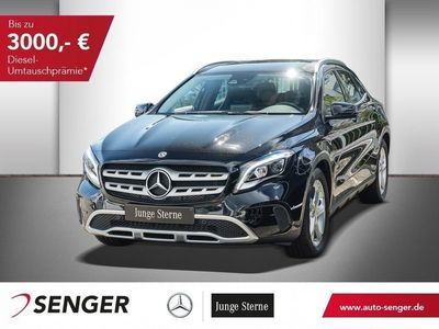 gebraucht Mercedes GLA200 BUSINESS-PAKET URBAN