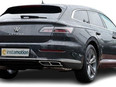 gebraucht VW Arteon Arteon Shooting BrakeShooting Brake 2.0 TSI DSG R-Line DiscoverPro TravelAssist 4xSitzhzg
