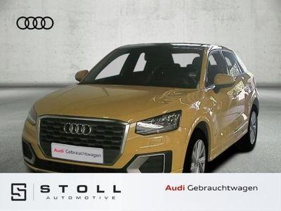 gebraucht Audi Q2 Sport 35 TFSI S-tronicn Navi VirtualCockpit Panorama KlimaAutomatik DAB LaneAssist