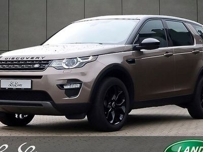 gebraucht Land Rover Discovery Sport 2.2 SD4 Xenon Black Pack