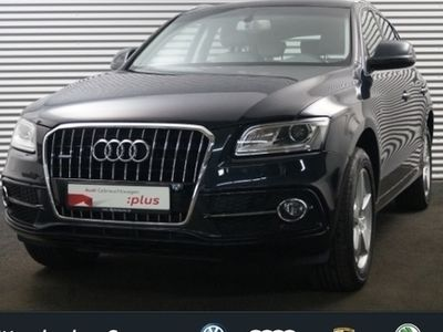gebraucht Audi Q5 3.0 TDI quattro clean diesel S line Navi Xenon SHZ