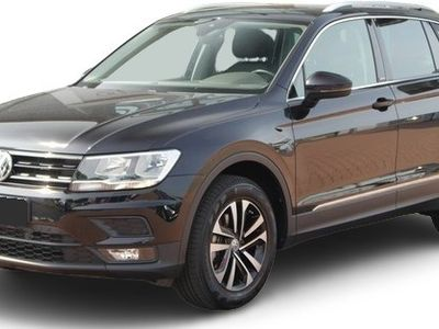gebraucht VW Tiguan Tiguan2.0 TDI 4M DSG United ACC Navi AHK Pano