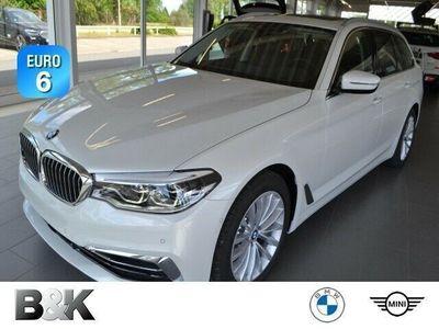 gebraucht BMW 530 d xDrive Touring Leas ab 799, - Luxury Line