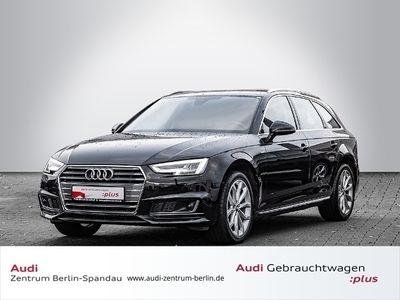 gebraucht Audi A4 Avant 1.4 TFSI S line S tronic *NAVI*PDC*SHZ*