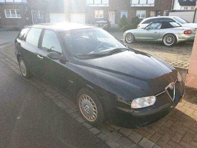 gebraucht Alfa Romeo 156 Alfa1.9 Jtd Klima 270tkm 2001 als Kombi in Limburg