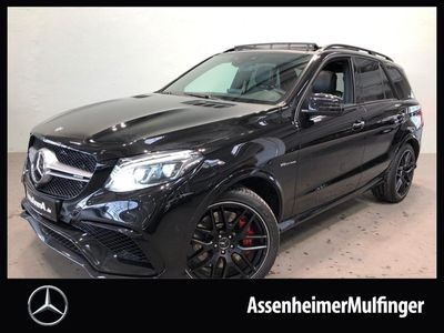 gebraucht Mercedes GLE63 AMG AMG S 4matic **DriverŽs Package/360°/Pano