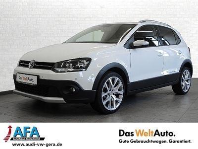 gebraucht VW Polo Cross 1,4 TDI Klima*Euro6*PDC