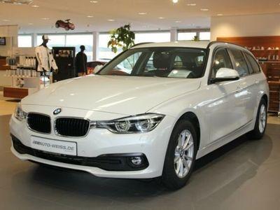 gebraucht BMW 318 318d Aut