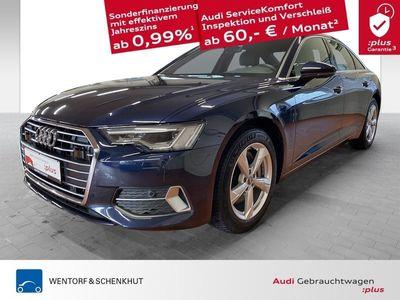 gebraucht Audi A6 45 TDI quattro Matrix AHK Pano MMI Navi+