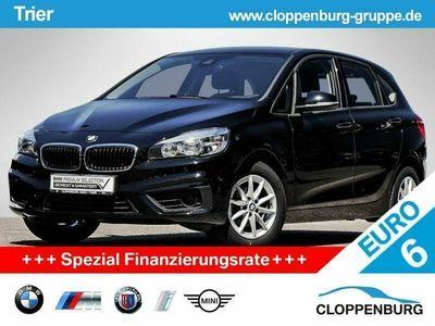 gebraucht BMW 216 Active Tourer i Navi Shz