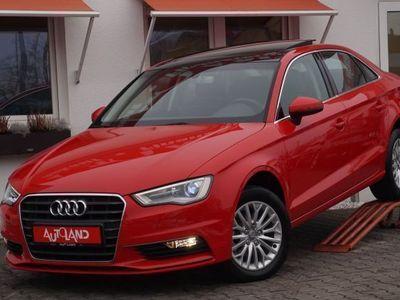 gebraucht Audi A3 Limousine 1.6 TDI S tronic AAC Xenon Pano Tem