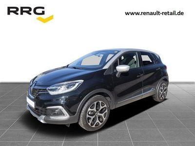 gebraucht Renault Captur 1.2 TCE 120 EDC INTENS ENERGY AUTOMATIK SUV