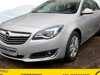 gebraucht Opel Insignia 1.6D ST EDITION +NAV+KLIMA+PDC+AGR+SHZ+