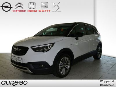 gebraucht Opel Crossland X Ultimate 1.2 Direct Injection Turbo 81 kW (110 PS) Start/Stop (AT6)