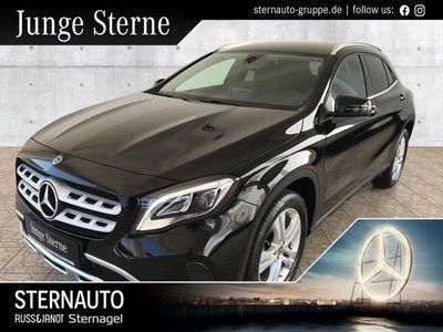 gebraucht Mercedes GLA220 d 4M Urban/Navi/Kamera/Parktronic/LED MF-Lenkrad