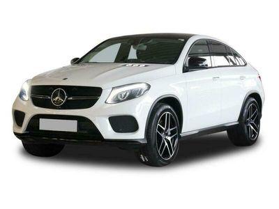 gebraucht Mercedes GLE500 4M Coupe AMG Sport Night Standhz. Abstan
