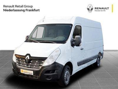 gebraucht Renault Master L2H2 HKa 3,5t dCi 125 Klimaanlage, Radio CD Kaste