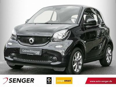 gebraucht Smart ForTwo Coupé 66 kW turbo twinamic*Passion*Cool & Audio