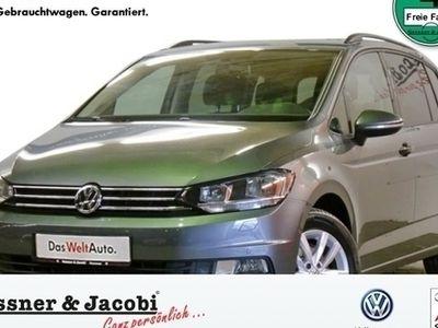 gebraucht VW Touran 1.6 TDI BMT DSG Comfortline Bluetooth