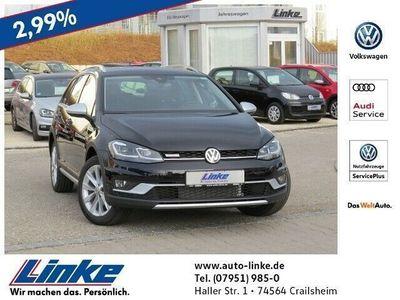 gebraucht VW Golf Alltrack Variant VII Variant 2.0 TDI DSG AHK/Navi/ACC/LED
