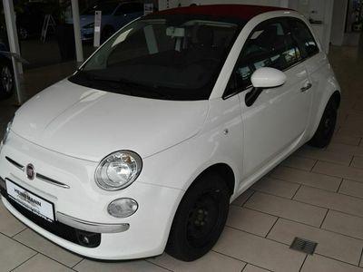 gebraucht Fiat 500C 1.2 Lounge Parksensoren-KLIMA-Bluetooth-