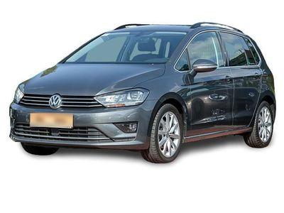 gebraucht VW Golf Sportsvan 1.4 TSI DSG Highline Navi Xenon