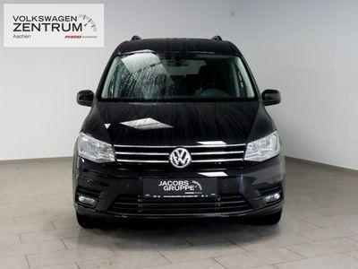 usado VW Caddy Maxi 2.0 TDI Comfortline Navi,Tempomat,7-Sit (Klim