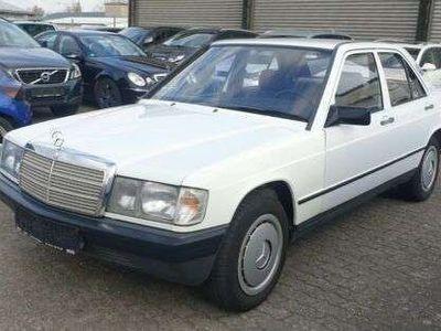 gebraucht Mercedes 190 mit H Kennzeichen