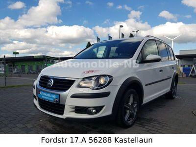used VW Touran Cross Touran Klimaaut.Navi Leder