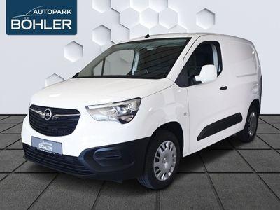 gebraucht Opel Combo Cargo E Edition 1.5 D EU6d-T / TEMP / KLIMA