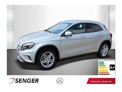 gebraucht Mercedes GLA220 d Sport Utility Vehicle