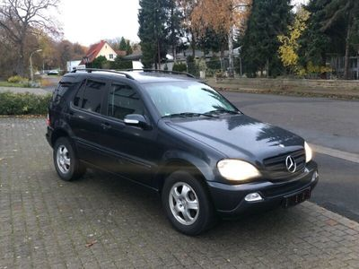 gebraucht Mercedes ML270 ML 270CDI