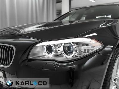 gebraucht BMW 520 dA Limousine Navi Xenon Leder SD