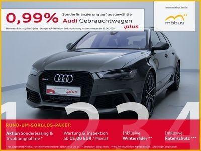 gebraucht Audi RS6 Avant 4.0 TFSI perf QU*TIPT*PAN*EXCL*HUD*B&O