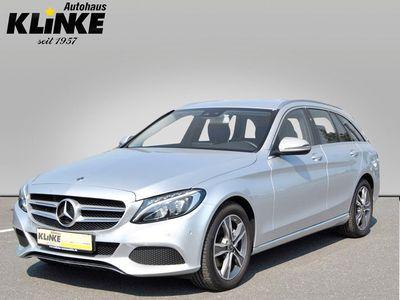gebraucht Mercedes C220 CT Avantgarde +Klima+Navi+Sitzhzg.+El. Hec