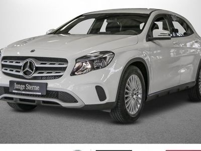 käytetty Mercedes GLA200 d Navi Sitzheizung Keyless-Start Klima