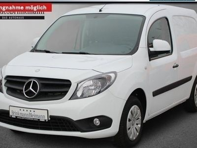 gebraucht Mercedes Citan 112 Kasten Lang Basic/BlueEFFICIENCY/Klima