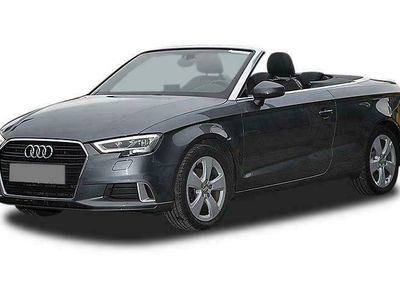 gebraucht Audi A3 Cabriolet A3 2.0 TDI LED NAVI Alcantara Sport