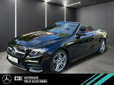 gebraucht Mercedes E200 Cabrio AMG Burmester