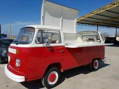 gebraucht VW T2 Foodtruck H -KennzeichenTÜV Neu