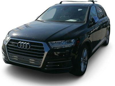 gebraucht Audi SQ7 SQ7 4.0TDI 435PS NP:120tEUR ACC,AHK,PANO,LED,NAV
