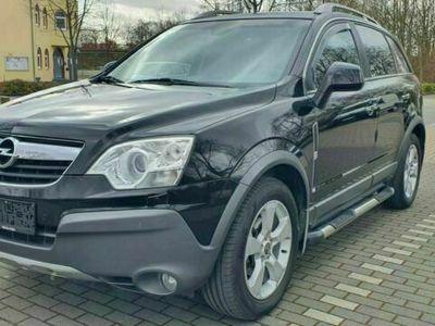 gebraucht Opel Antara 3.2 V6 4x4 Cosmo GASANLAGE STANDHEIZUNG als SUV/Geländewagen/Pickup in Hürth