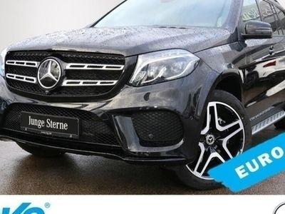 gebraucht Mercedes GLS350 d 4M AMG*Harman*Fond-TV*Comand*Panorama*