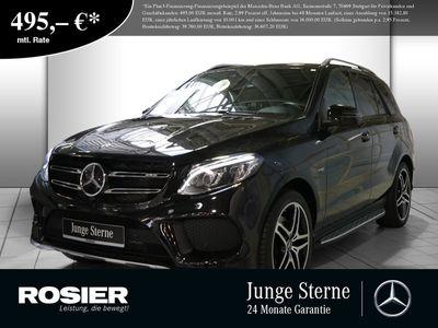 gebraucht Mercedes GLE43 AMG AMG 4M AHK Abstandstemp. LED Navi Luftf.