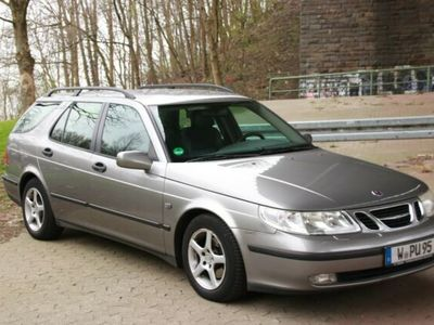 gebraucht Saab 9-5 Kombi 2.0t Vector