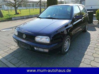 gebraucht VW Golf III Syncro*Allrad*Klima*